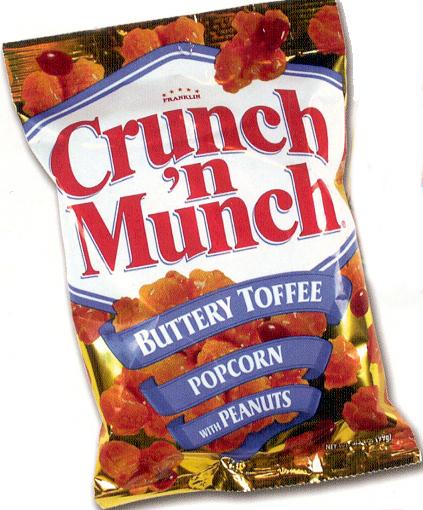 Crunch Munch Commercial Crunch And Munch