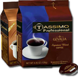 Gevalia Coffee Single Cup Discs - Tassimo Pro