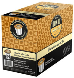 Donut Shop Coffee - Chocolate Chip Cookie - K-Cups (24 Count)
