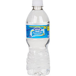 Nestle Pure Life 16.9 oz Water (Case of 24)