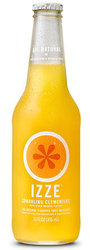 Izze Sparkling Juice - Clementine (12 oz Bottle)