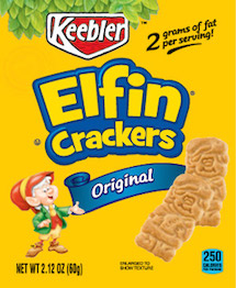 Elfin Crakers (Animal Crackers)