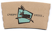 Caribou Hot Coffee Cup Clutch (50 Count)