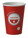 Seattle's Best Hot Cup (Size Tall) 50 Count