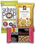 Rice Cakes, Skinny Pop and Kind Variety - 30 Count