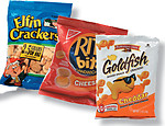 Snack Cracker Combo (30 Count Variety Bag)