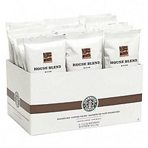 Starbucks House Blend Coffee (Box of 18)