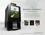 Starbucks iCup Serenade Coffee Machine Products
