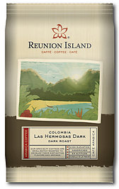 Reunion Island - Colombia Las Hermosas - (24 Count Dark Roast)