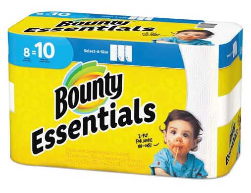 Bounty Select a Size Paper Towels (8 Pack)