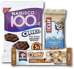 100 Cal Variety Pack - 30 Count
