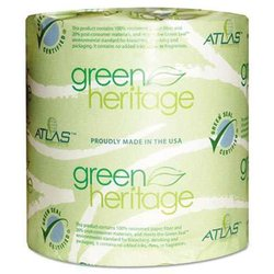Atlas Green Heritage Bathroom Tissue - 2 Ply