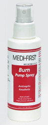 Medi-First Burn Spray (3 oz Bottle)