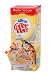 Coffee-Mate Liquid Creamer Chocolate Chip Cookie (50 Count)