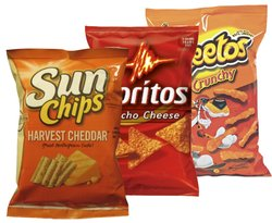 Cheese Chip Combo - 30 Count Variety Bag