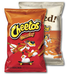 Cheetos Crunchy or Baked (Snack Size)