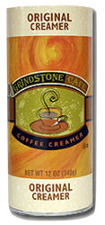 Grindstone Cafe Original Creamer (Individual or Case) Great Value!