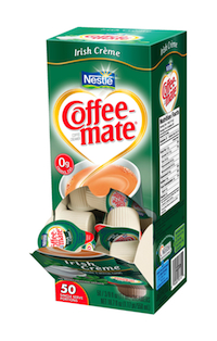 Coffee-Mate Irish Creme (50 count)