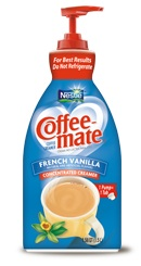 Coffee-Mate Liquid Creamer Concentrate Pump Dispenser (1.5 Liter)
