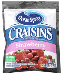 Ocean Spray Craisins  - Strawberry