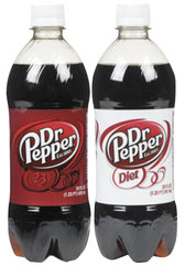 Dr. Pepper Products (20 oz Bottles)