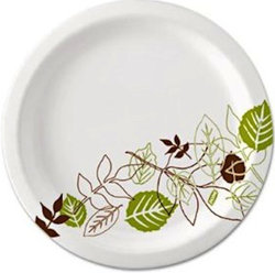 Dixie Pathway Heavyweight Paper Plates 8 5/8 (125 Count)