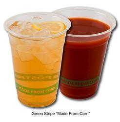 Eco Friendly Compostable Cold Drink Cups (50 Count)