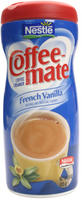 Coffee Mate French Vanilla Creamer (Powder) 15 oz