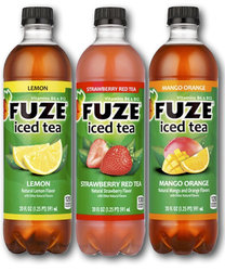 Fuze Tea 20 oz Bottles