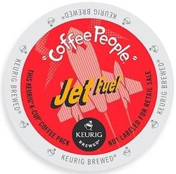 Coffee People - Jet Fuel - K-Cups (24 Count)