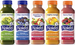 Naked Juice 15.2 oz Bottles
