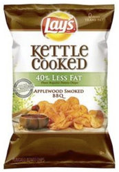 Lay's Applewood Smoked BBQ (Deli Size)