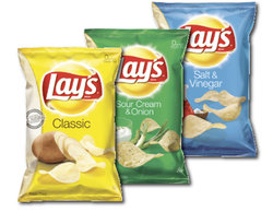 Lay's Potato Chips (Deli Size)