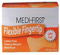 Medi-First Flexible Fingertip Bandage  (40 Count)