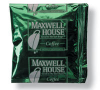 Maxwell House Decaf Coffee (Case of 42)