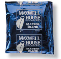 Maxwell House Master Blend Coffee (Case of 42)