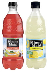 Minute Maid Refresh (20 oz Bottles)