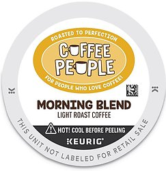 Coffee People Morning Blend K-Cups (24 Count)