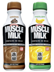Muscle Milk Protein Nutrition Shake (14 oz)