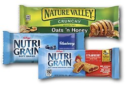 Granola Bars Combo (30 Count Variety Bag)
