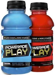 PowerAde 12 oz Bottles (12 Pack)