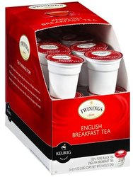 Twinings Tea - English Breakfast - K-Cups (24 Count)