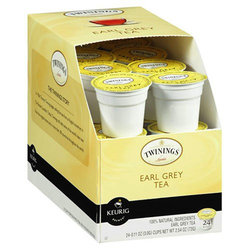 Twinings Tea - Earl Grey - K-Cups (24 Count)