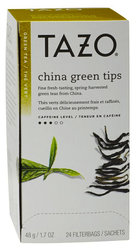 TAZO China Green Tips Tea
