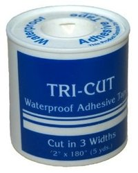 Medi-First Tri-Cut Waterproof Adhesive Tape