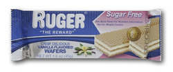 Sugar Free Vanilla Wafer
