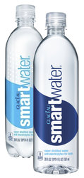 Smart Water by Glaceau (20 oz Bottle)