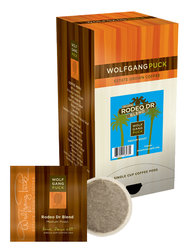 Wolfgang Puck Coffee Pods - 18 Count