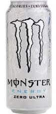 Monster Zero Ultra 16 oz Energy Drink